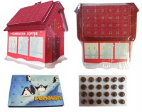 "Advent Calendar ""Cottage"" 17g"