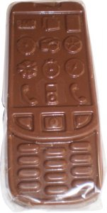 Chocolate Mobile Phone 40g