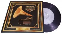 Gramophone Record 80g - Chocolate single play