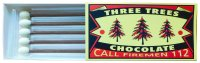 Matches 60g - Three trees