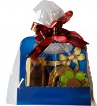 Gift package 64g - brick 30g, horseshoe 30g, coin on the card 4g