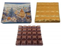 Chocolate Bar 100g - Village