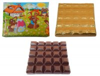 Chocolate Bar 100g - Easter