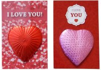 Heart 24g on the card