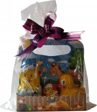 Gift package 103g - chicken 50g, egg 20g, duck 33g