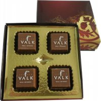 Engraved VALK Pralines in Box No.1 36g, 44g, 52g