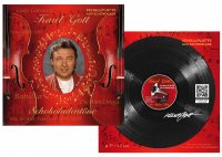 Gramophone Record 60g - Karel Gott red packaging