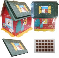 "Advent calendar ""Cottage"" 40g"