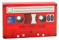 Audiokazeta 40g - Agfa ferro color