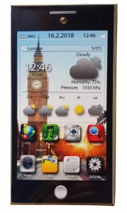 Mobile phone 70g - London